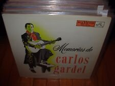 CARLOS GARDEL memorias de ( world music ) santo domingo