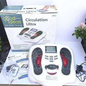 Good Ideas Circulation Ultra 2662 Foot Massager Circulation Booster