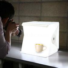 40CM Photo Studio Photography Kit Portable Mini LED Light Room Box Cube Tent