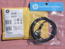 More details for hp keyed cable laptop lock 10mm t1a62aa 839888-001 _ #5