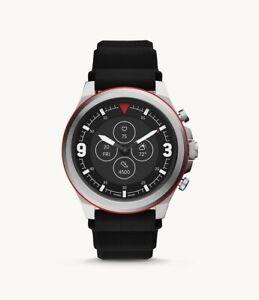 [Fossil] Smart Watch Latitude Hr Hybrid Smartwatch Ftw7020 Men'S