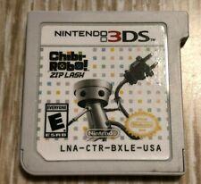 Chibi-Robo Zip Lash Nintendo 3DS Cartridge Only - Tested