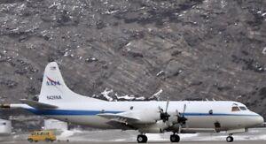 INFLIGHT 200 IFP3NASA01 1/200 NASA LOCKHEED P-3B ORION N426NA WITH STAND
