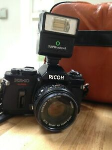 Ricoh KR10 super SLR Camera
