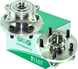 FRONT WHEEL BEARING HUB - LAND ROVER DISCOVERY 3 & 4, RANGE ROVER SPORT LR014147
