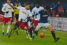 "Jon Toral firmado 12x8"" Foto/prueba cert. de autenticidad Rangers"