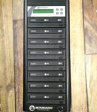 Microboards Technology QD DVD 127 7:1 LG Bay Compact Disc CD DVD Duplicator