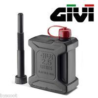 Bidon eau essence huile GIVI TAN01 trekker reservoir additionnel jerrican NEUF