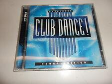 CD Various – Club Dance! 1-Deep House Edition