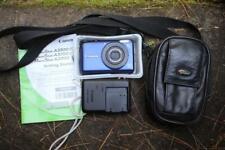 Canon Power Shot A2200 14.1MP HD Digital Camera,Manual,Charger,16GB,Plum,Mint++