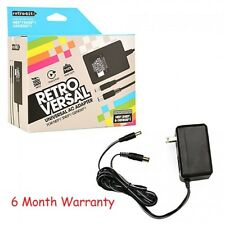 NEW AC Adapter Power Supply for Nintendo NES, Super SNES, Sega Genesis 1 NEW