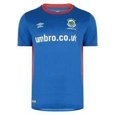 ☘️ Linfield F.C. Home Football Shirt. Irish Soccer Jersey. ☘️ BNWT Size Small