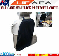Car Auto Care Seat Back Protector Cover For Children Kick Mat Mud Clean LZG
