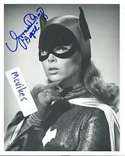 Yvonne Craig Batgirl Batman Autographed Signed 8x10 Photo COA #1