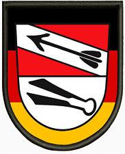 Wappen von Pfaffenhofen an der Glonn  Aufnäher ,Pin, Aufbügler