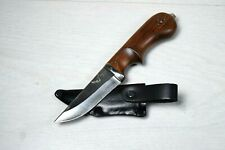 Small Decorative Stainless Steel Knife With Wooden Handle Eagle Custom Made