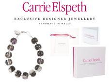 B938 Carrie Elspeth Rainbow Shells Links Bracelet BNWT