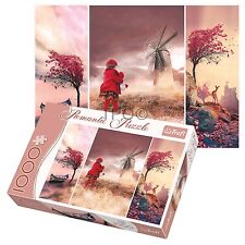 Trefl 1000 Piece Romantic Adult Large Fairytale Land Floor Jigsaw Puzzle NEW
