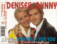 Denise And Johnny - Especially For You - Cd Single
