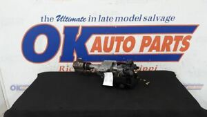 12 FORD F150 OEM STEERING COLUMN ASSEMBLY