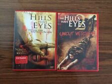 The Hills Have Eyes Teil 1 + Teil 2 (DVD s / 2006 & 2007) uncut Deutsch
