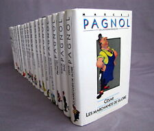 Marcel PAGNOL - 18 volumes des Oeuvres complètes - France Loisirs / Dubout