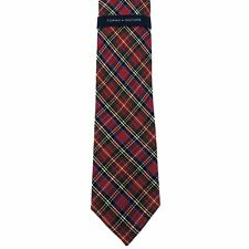 46c7a85feac0 Short 57 in.) Plaids & Checks Skinny 100% Silk Ties for Men for sale ...
