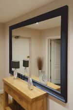 Extra Large Black Wall Mirror