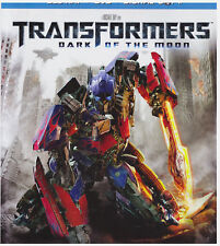 TRANSFORMERS 3 DARK OF THE MOON (Blu-ray Only, 2011)