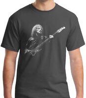 BLACK SABBATH T-shirt Geezer Butler Shirt Ozzy Osbourne Unisex Adult Mens shirt