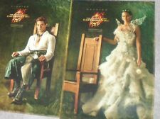 HUNGER GAMES Catching Fire Comikaze 2013 SDCC 3 DIFFERENT 20 X 13 PROMO POSTERS