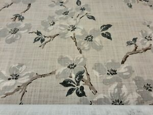 Roman Blind, Laura Ashley Iona Silver Floral  Fabric  (Made to measure)