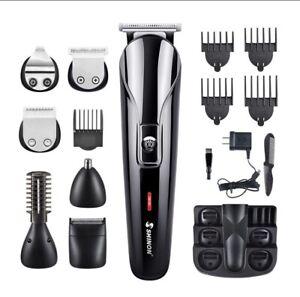 Shinon SH-1711  Mens Total Head & Body Hair Trimmer Suite
