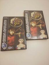 videojuego Sega Saturn Panzer Dragoon Saga