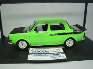 1/18 Norev Simca 1000 rallye 2 1294 2 DC 185704 cochesaescala Discontinued