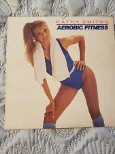 Kathy Smith - Aerobic Fitness LP Pop Michael Jackson 1981with instruction sheet
