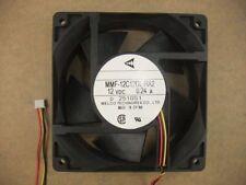 MMF-12C12DL-RA2 12038 120mm x38mm Fan  12V 0.24A  815-1
