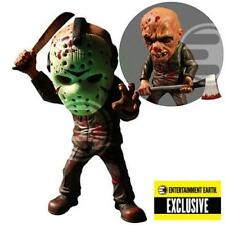 Mezco Friday the 13th JASON VOORHEES (Bloody-GitD Mask) Stylized Action Figure (