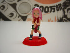 JUMP FESTA COCA-COLA  Mini Figure NARUTO SAKURA Japan