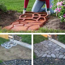 DIY Pflasterform Schalungsform Garten Gehweg Schablone Betonpflaster Gießform