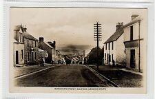 BUCHANAN STREET, BALFRON, LOOKING SOUTH: Stirlingshire postcard (C26131)