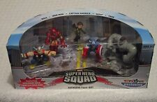 Marvel Super Hero Squad Avengers Face Off 5-Pack Toysrus Exclusive