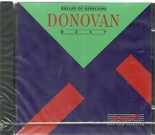 Donovan Ballad Of Geraldine (Best of) Zounds CD Neu OVP Sealed