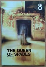 The Queen of Spades programme English National Opera (ENO) 2015 Peter Hoare