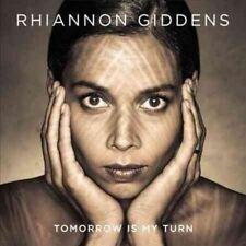 Tomorrow Is My Turn Rhiannon Giddens CD Album 0075597956313