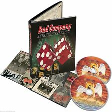 BAD COMPANY - STRAIGHT SHOOTER - 2 CD DELUXE EDITION - REMASTERED FACTORY SEALED