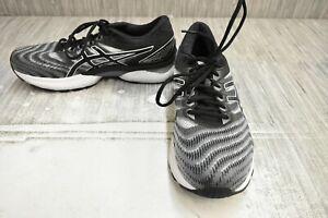 ASICS Gel-Nimbus 22 1011A685 Running Shoe, Men's Size 11.5 W(2E), Black NEW