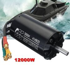 Sss 5694/800Kv Brushless Motor 6 Poles W/O Water Cooling For Rc Marine Boats