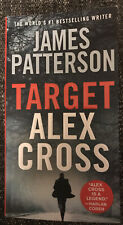 Target: Alex Cross by James Patterson (2019, Paperback)