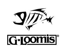 G LOOMIS NRX BASS PLANTILLA & LOMBRICES 802C JWR 203.2cm 1 Pieza Gatillo Grip